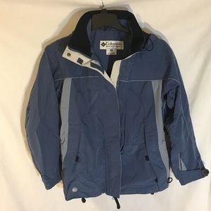 Columbia Hooded Convert Jacket